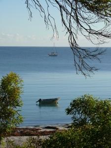 Freespirit in Emu Bay by Inga Schroeder.