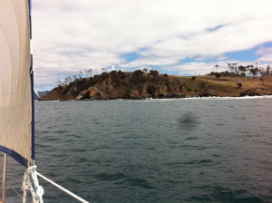 Home Point near Triabunna.