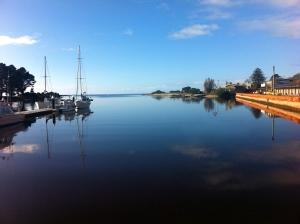 Wynyard waterfront