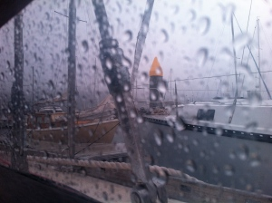 crap weather..