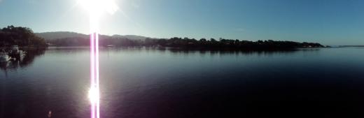 Strahan Bay