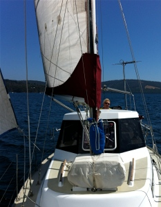 Dini at the Helm