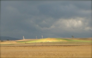 Dramatic Midlands Landscape